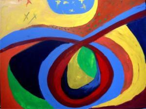 """""""Los mundos son colores"""""""