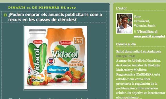 http://biosoro.blogspot.com.es/2010/12/podem-emprar-els-anuncis-publicitaris.html