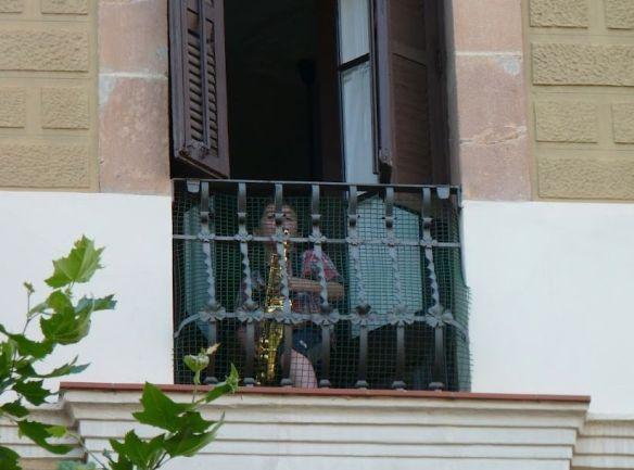 Barcelona. Dijous 31 de maig de 2012. Prop del Cafè del Centre